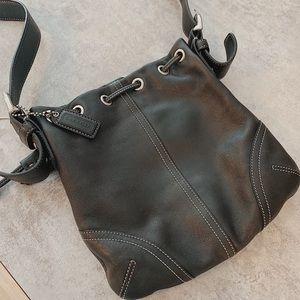 Crossbody coach small bag